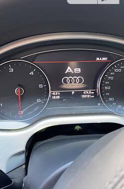 Седан Audi A8 2012 в Кропивницькому