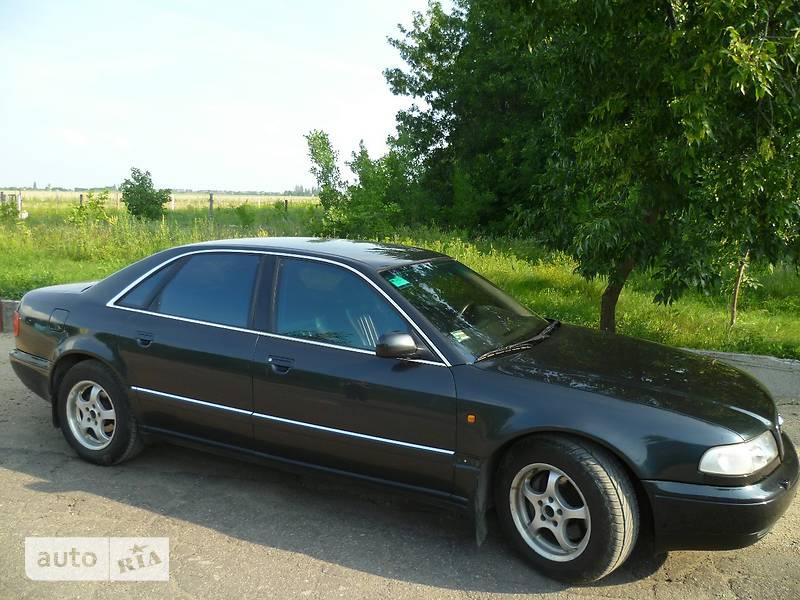 Audi A8 1998 в Краматорске
