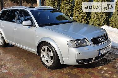 Audi Allroad 2004 в Тернополі
