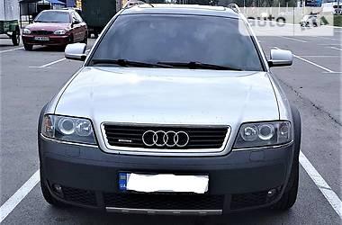 Универсал Audi Allroad 2001 в Каменском