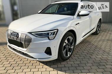 Audi e-tron 2019 в Киеве
