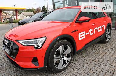 Audi e-tron 2020 в Дніпрі