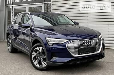 Audi e-tron 2020 в Києві