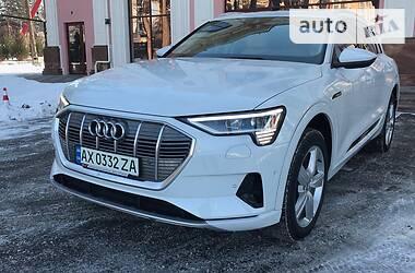 Audi e-tron 2019 в Харкові