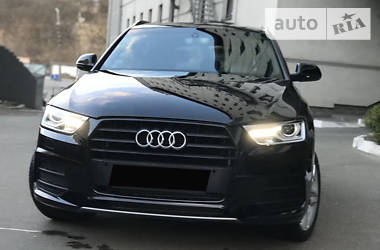 Audi Q3 2017 в Киеве