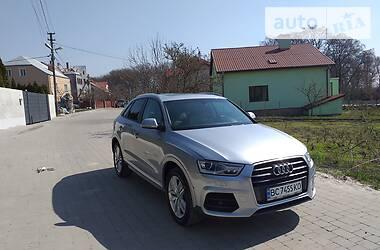 Audi Q3 2017 в Львове