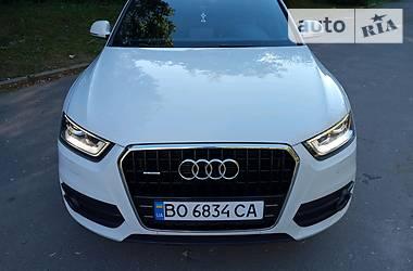 Audi Q3 2014 в Тернополе