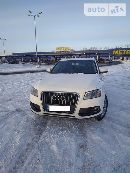 Audi Q5 2015 года в Харькове