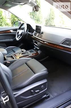Универсал Audi Q5 2017 в Львове