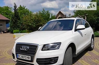 Внедорожник / Кроссовер Audi Q5 2010 в Львове