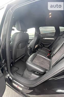 Внедорожник / Кроссовер Audi Q5 2012 в Львове