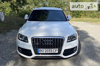 Внедорожник / Кроссовер Audi Q5 2011 в Чорткове