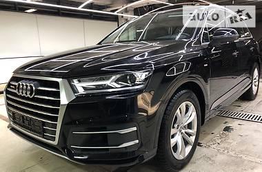 Audi Q7  S-Line-272hp 2018