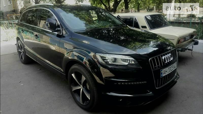 Audi Q7 2010 року в Донецьку