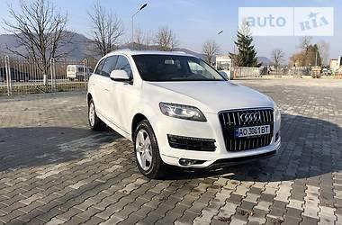 Audi Q7 2011 в Хусте