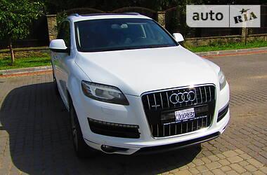 Audi Q7 2012 в Львове