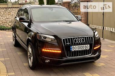 Audi Q7 2014 в Тернополе