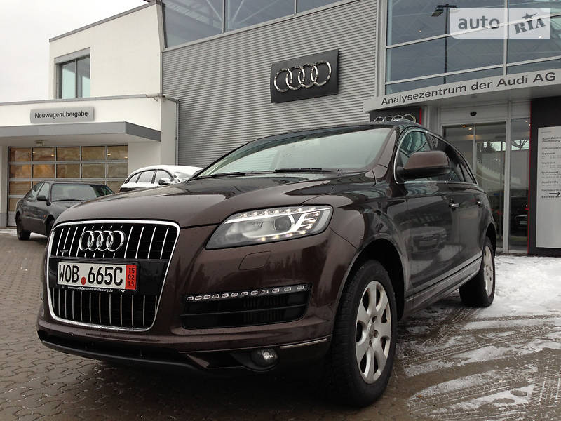 Audi Q7 2012 в Киеве