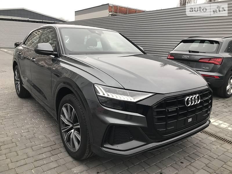 Audi Q8 2018 года в Одессе