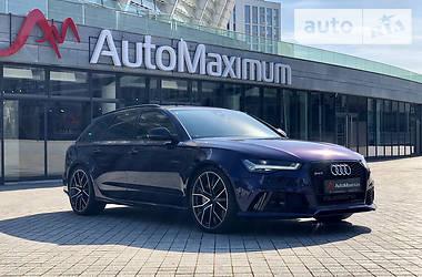 Audi RS6 2017 в Киеве