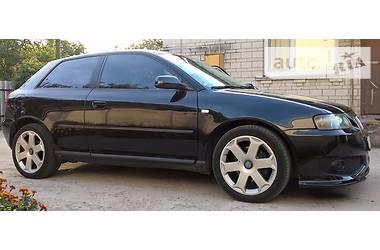 Audi S3 2001