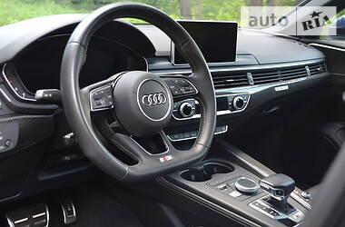 Седан Audi S4 2018 в Борисполі