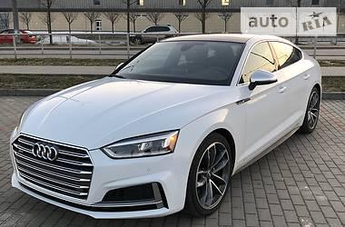 Audi S5 2018 в Львове