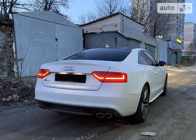 Audi S5 2015 в Харкові
