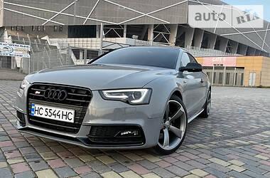 Купе Audi S5 2016 в Львові