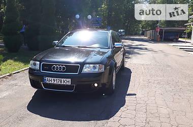 Audi S6 2000 в Волновахе