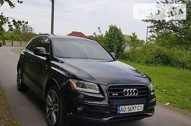 Audi SQ5 2016 в Ужгороде