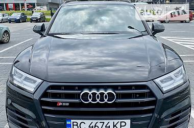 Audi SQ5 2019 в Львове