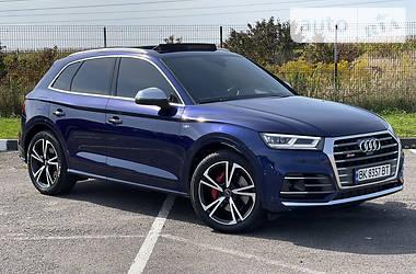 Внедорожник / Кроссовер Audi SQ5 2018 в Ровно
