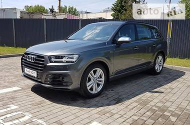 Audi SQ7 2018 в Львове