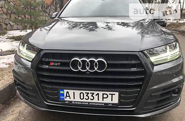 Audi SQ7 2018 в Києві