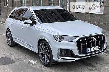 Внедорожник / Кроссовер Audi SQ7 2021 в Днепре