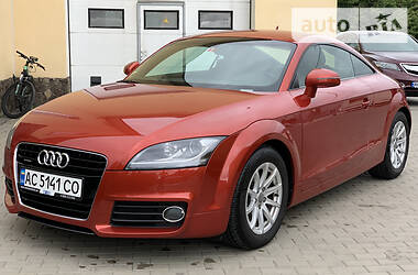 Купе Audi TT 2014 в Луцке