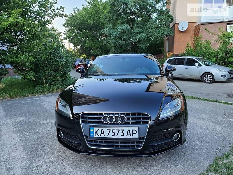 Купе Audi TT 2011 в Киеве