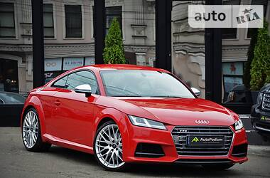 Audi TTS 2016 в Киеве