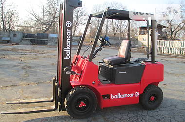 Balkancar DV 2006 в Кропивницком