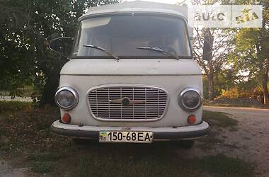 Barkas (Баркас) B1000 1988 в Кременчуге