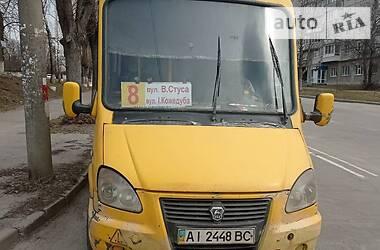 Микроавтобус (от 10 до 22 пас.) БАЗ 22154 2007 в Белой Церкви