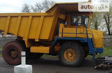 БелАЗ 75404 1996 в Кривом Роге