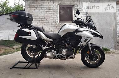 Мотоцикл Туризм Benelli TRK 2017 в Великій Багачці