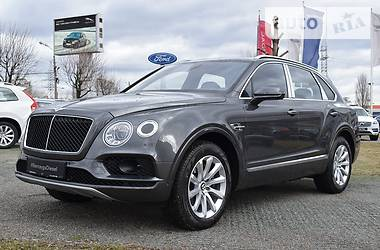Bentley Bentayga 2017 в Киеве
