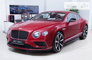 Bentley Continental GT V8 S 2018 в Киеве