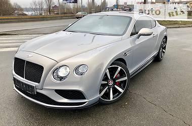 Bentley Continental GT V8 S V8S 2016