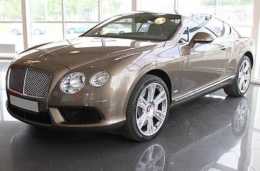 Bentley Continental GT V8 2019 в Киеве