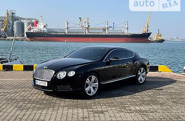 Купе Bentley Continental GT 2014 в Одесі