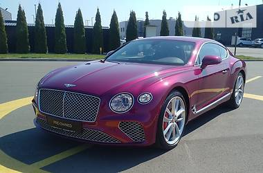Bentley Continental GT 2019 в Киеве